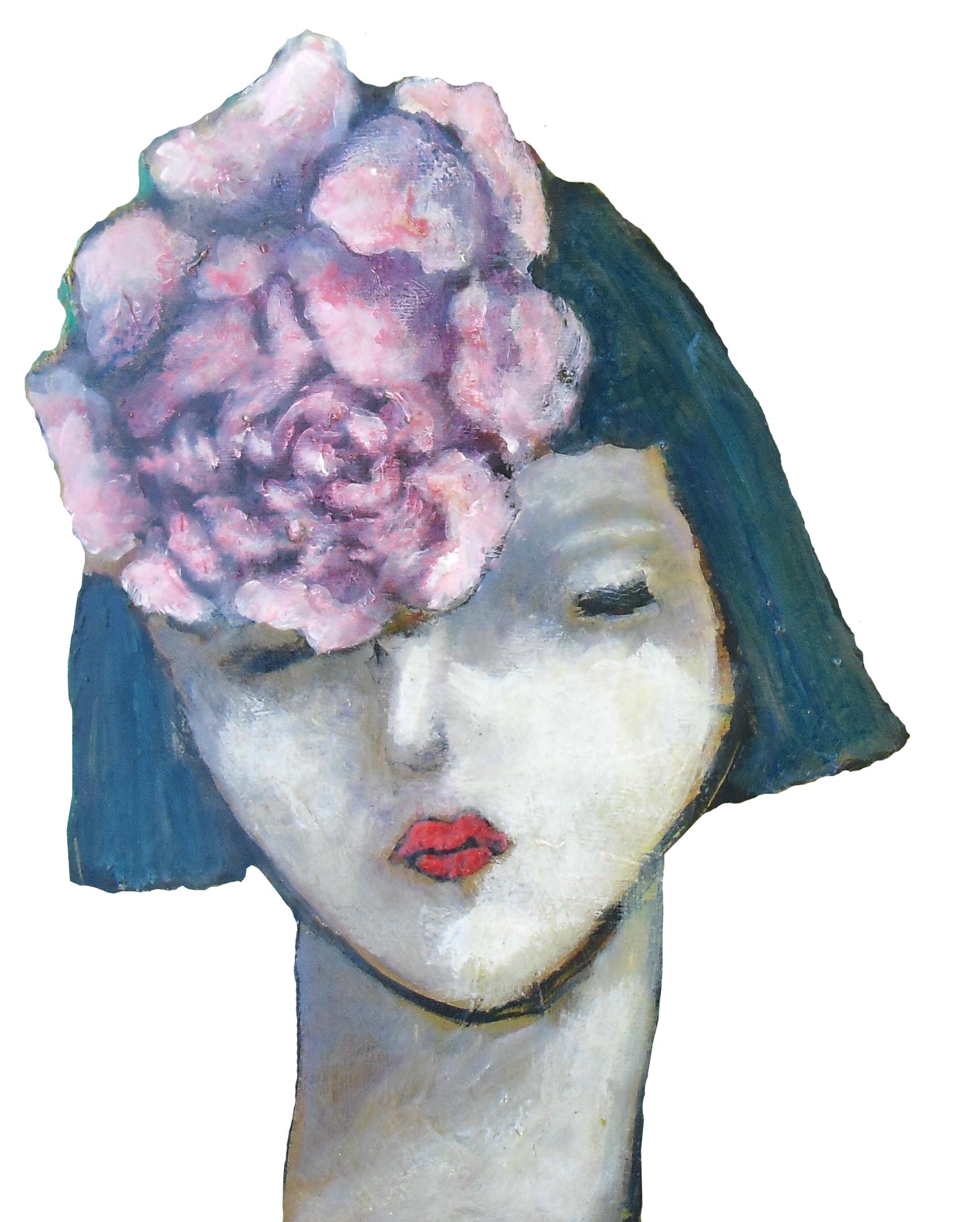 chica con la rosa copia